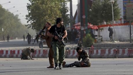 Afghanistan Exiled Vice President