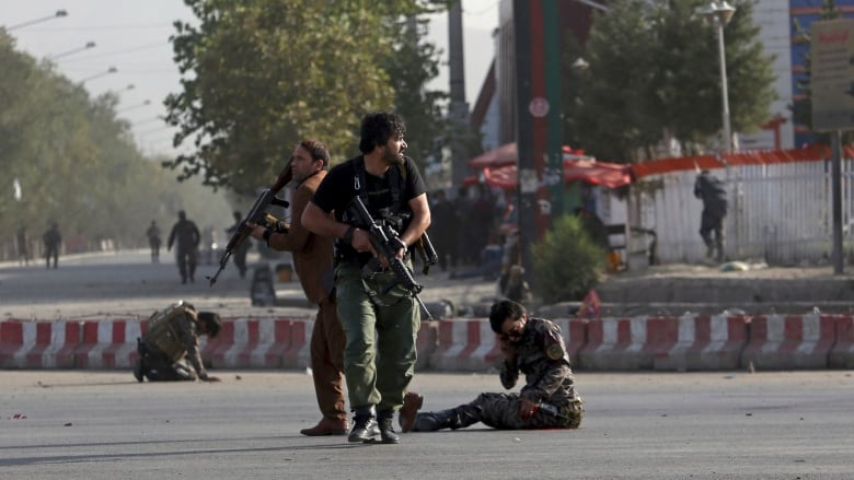 Afghanistan Blast: 14 Dead, Vice-President Survives Attack; IS Takes Responsibility of Attack
