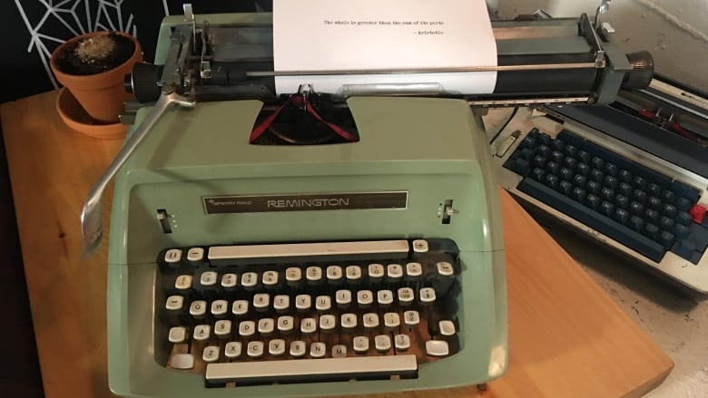 return to analog can the good old typewriter find new love in the