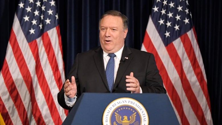 Iranian general: Trump's threats are 'psychological warfare'