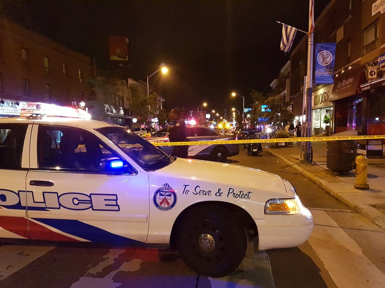 Live blog - Toronto mass shooting