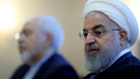 'Storm before the calm': Iran dismisses Trump's threat to country's leader
