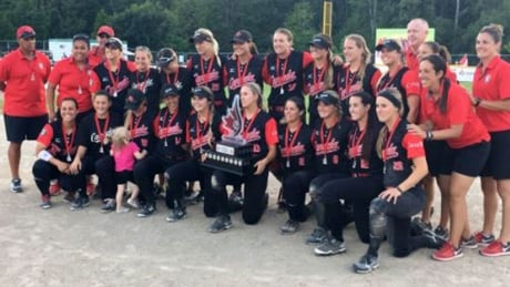 Canadian women claim 1st Canada Cup gold in 22 years