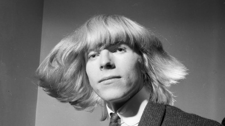 bandmate finds recording of 16 year old david bowie in breadbasket