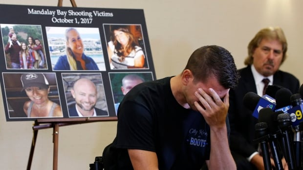 Vegas capturing victims outraged by hotel lawsuit in opposition to them thumbnail