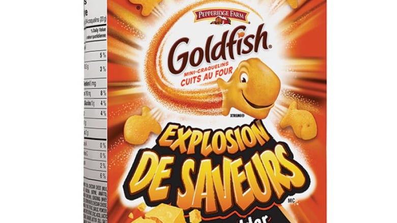 Goldfish Crackers Recalled Due To Salmonella Risk