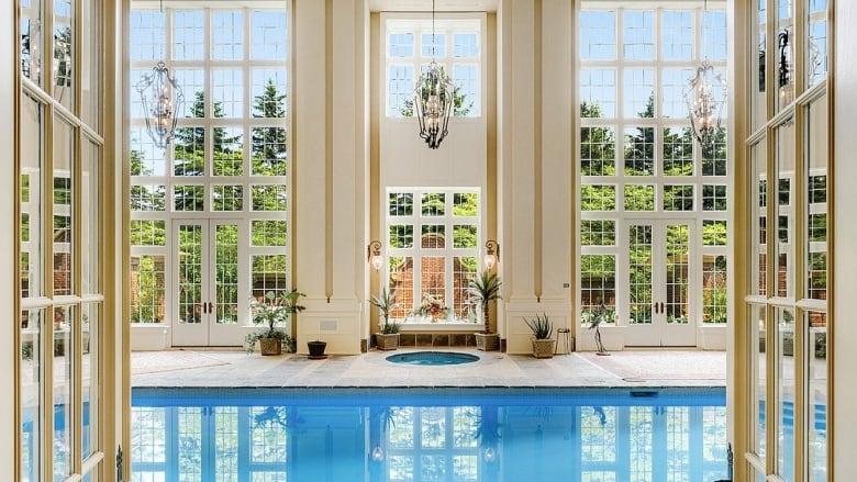 This 59 Million Oakville House Is For Sale Cbc Life