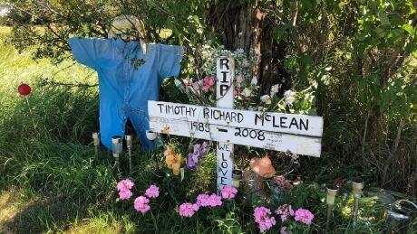 Timothy McLean memorial