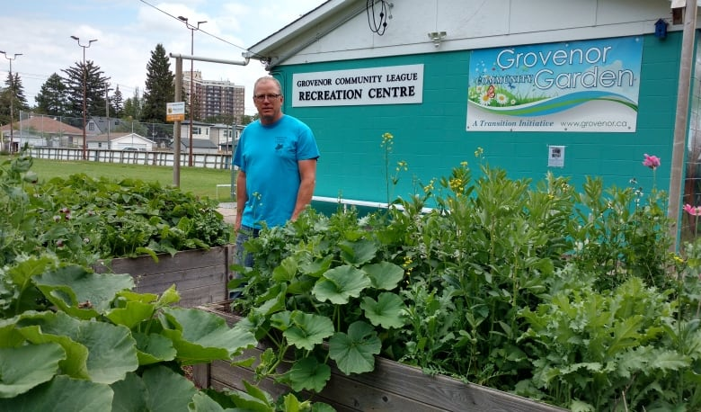how to start a community garden in canada