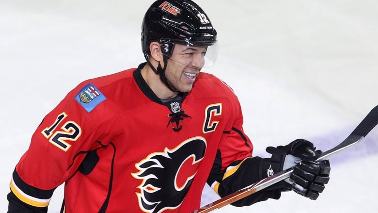 218982013 Jarome Iginla s No. 12 jersey to be retired in  humbling  tribute by ...