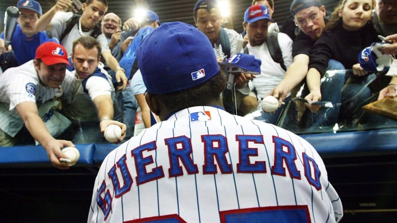1fe4cbdd61a Vladimir Guerrero was born to be in Baseball Hall of Fame