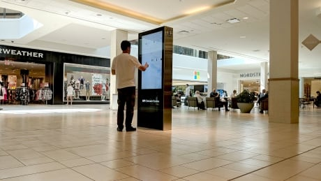 Chinook Centre directory