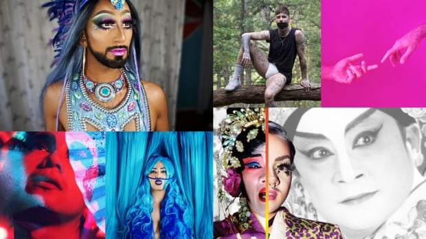 Follow these queer Canadian artists to add a little extra fire emoji to your Instagram feed | CBC Arts