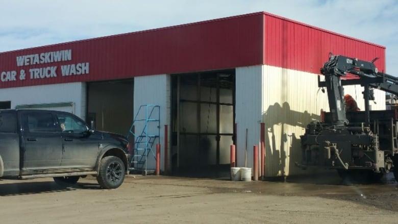 Truck Car Wash Edmonton