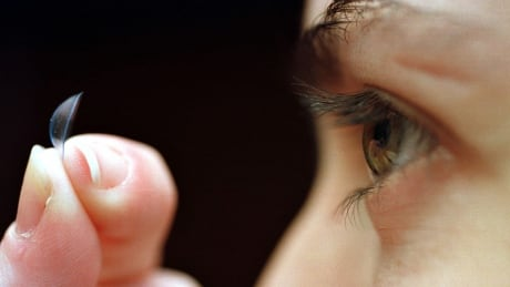 WORLD'S FIRST ULTRA VIOLET RADIATION RESISTANT DISPOSABLE CONTACT LENS