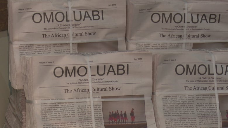 African-Canadian newspaper back in production after 15-year