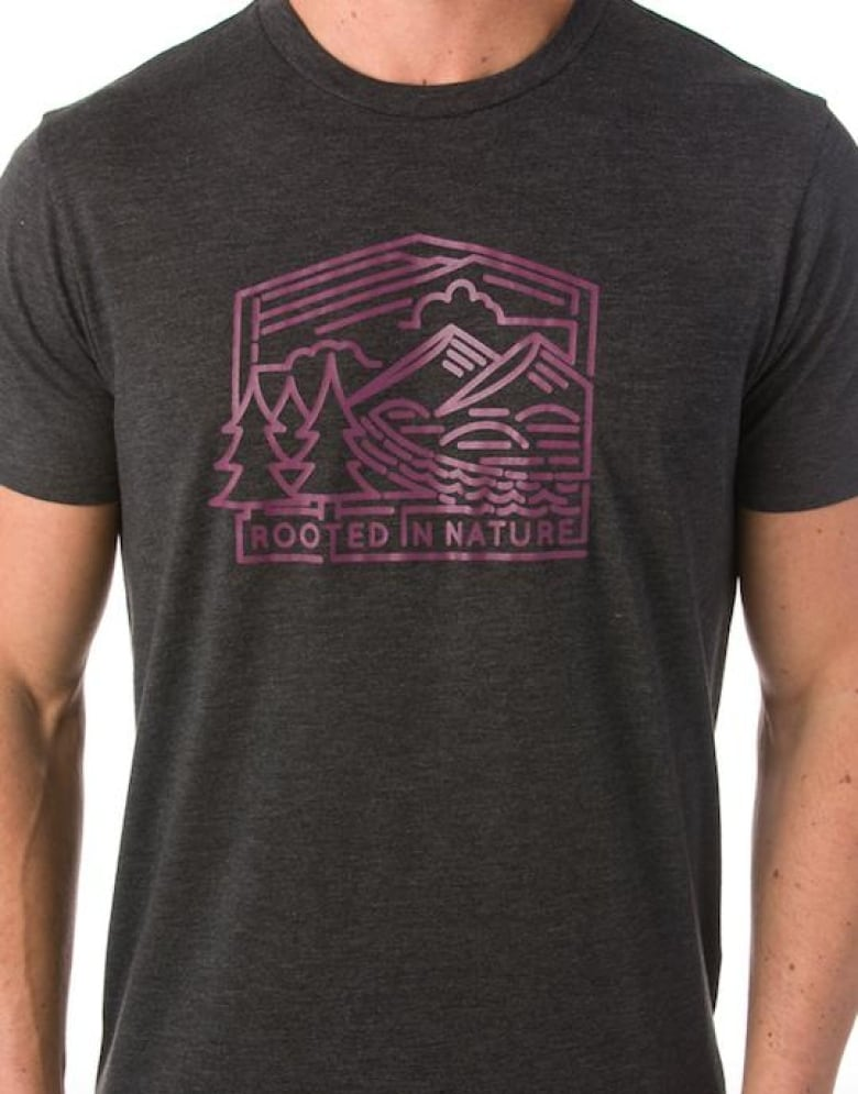 77d276ea Did you know that you can save the environment by wearing a graphic tee?  It's true, thanks to a company called Ten Tree. It's a Canadian company  (that was ...