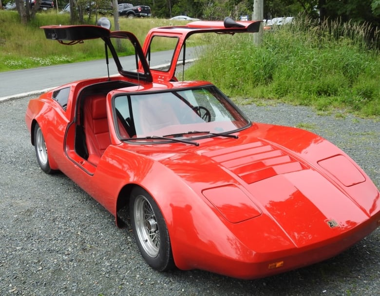 Classic 'kit car' helped owner through difficult time, now