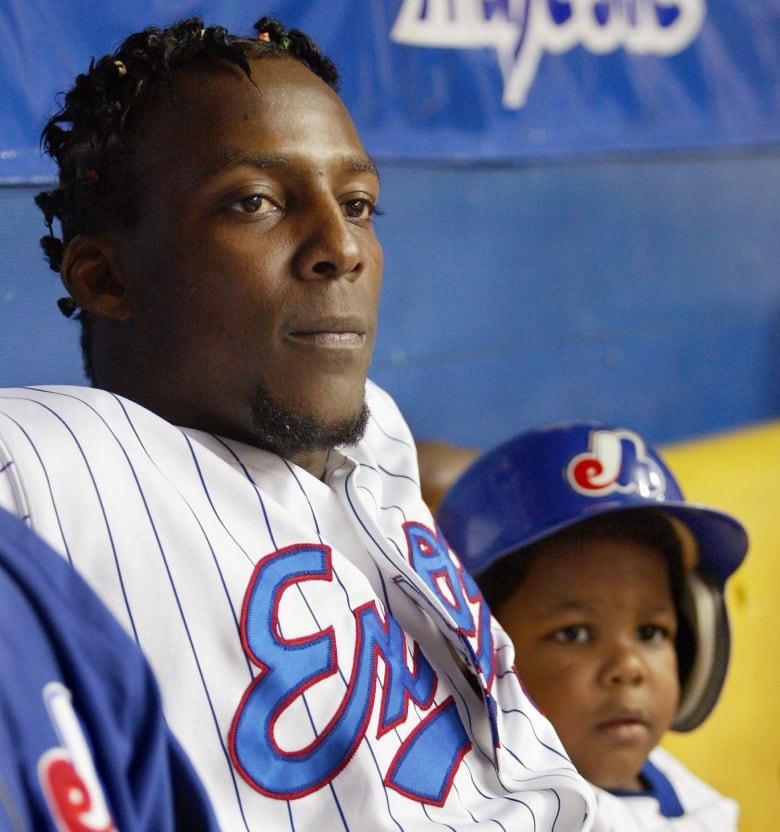 'It's not something natural for me': Vladimir Guerrero relieved induction behind him
