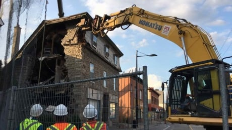 Demolish Magee House or we'll do it for you, city tells owner