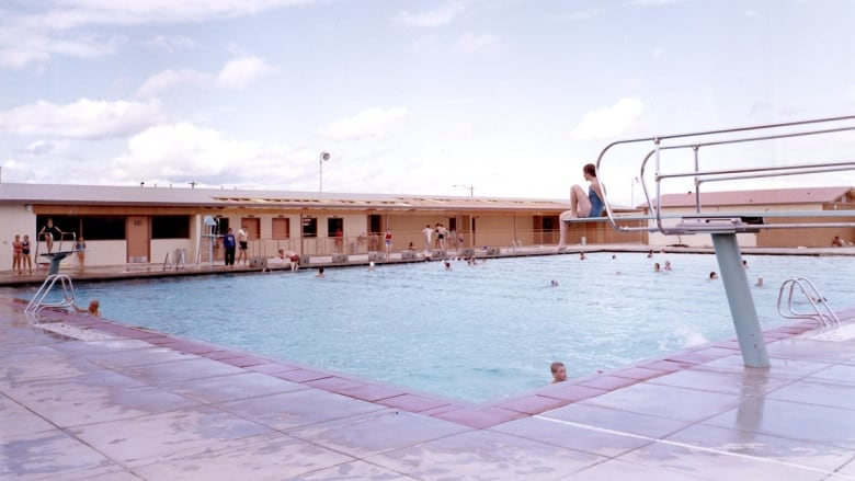 e23daac006c0 The George Ward Pool opened in 1965 serving residents of the new  neighbourhoods of Brevoort Park