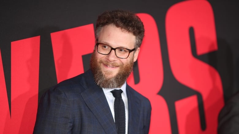 Seth Rogen on his Vancouver transit voice: 'It's more a