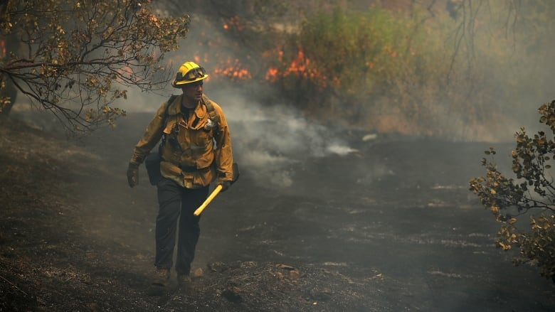 Massive Northern California fire gets even bigger