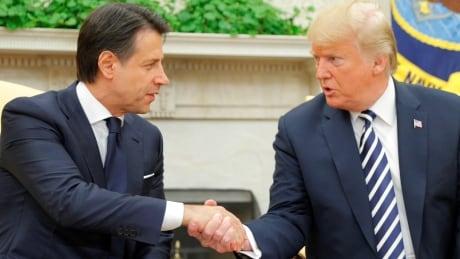 USA-ITALY/