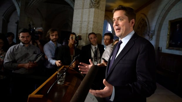 All eyes on Andrew Scheer as Conservative convention set for Halifax