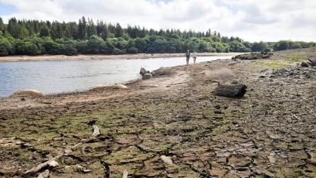 Britain Heatwave Warning