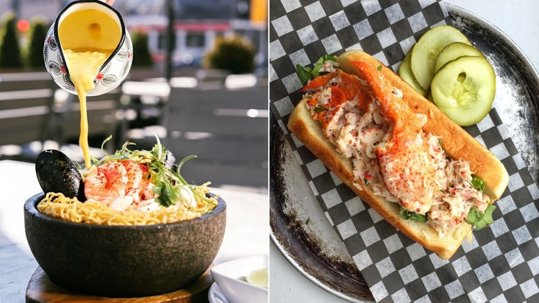 Where to eat with just 48 hours in these great Canadian