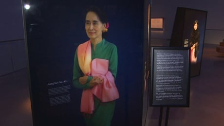 Suu Kyi to be removed from human rights museum exhibit following criticism of response to Rohingya crisis thumbnail