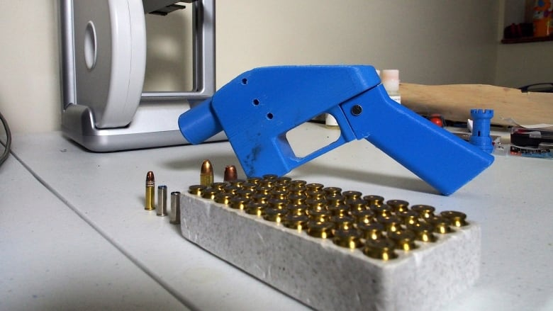 Judge issues order to stop release of 3-D plastic gun blueprints
