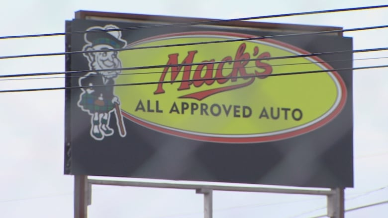 All Approved Auto >> Mack's All Approved Auto in Truro is where Linda Aitken