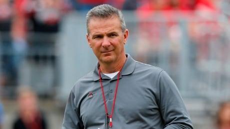 Ohio St Receivers Coach Football