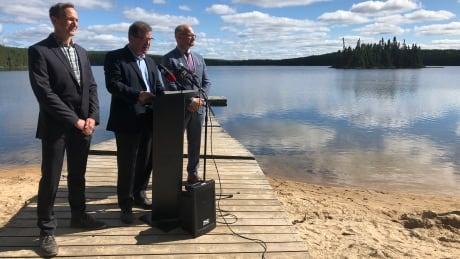 ottawa extends funding for experimental lakes but reduces annual cash contribution