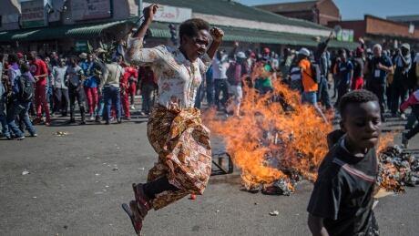 APTOPIX Zimbabwe Elections