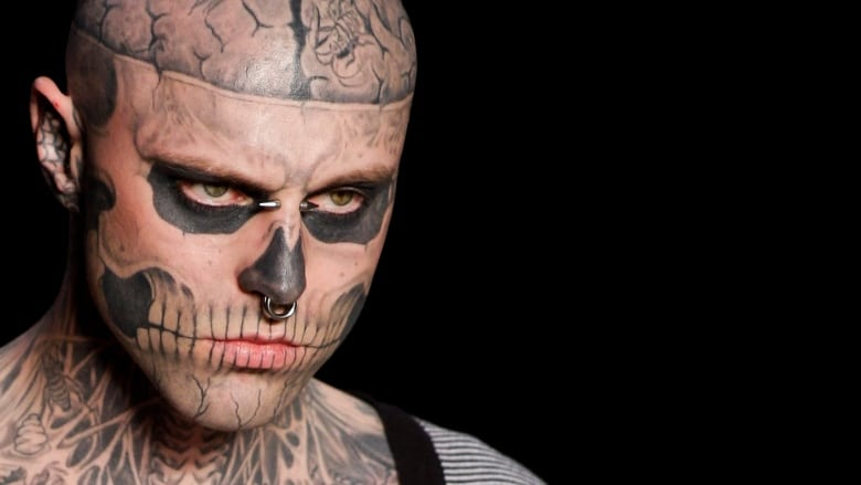 Montreal Model And Artist Known As Zombie Boy Dead At 32 Cbc News