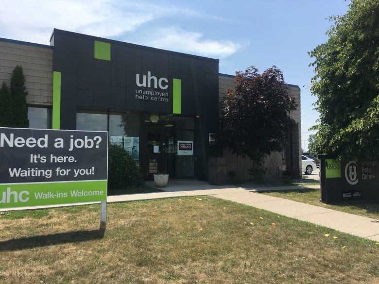 Unemployed Help Centre Food Bank