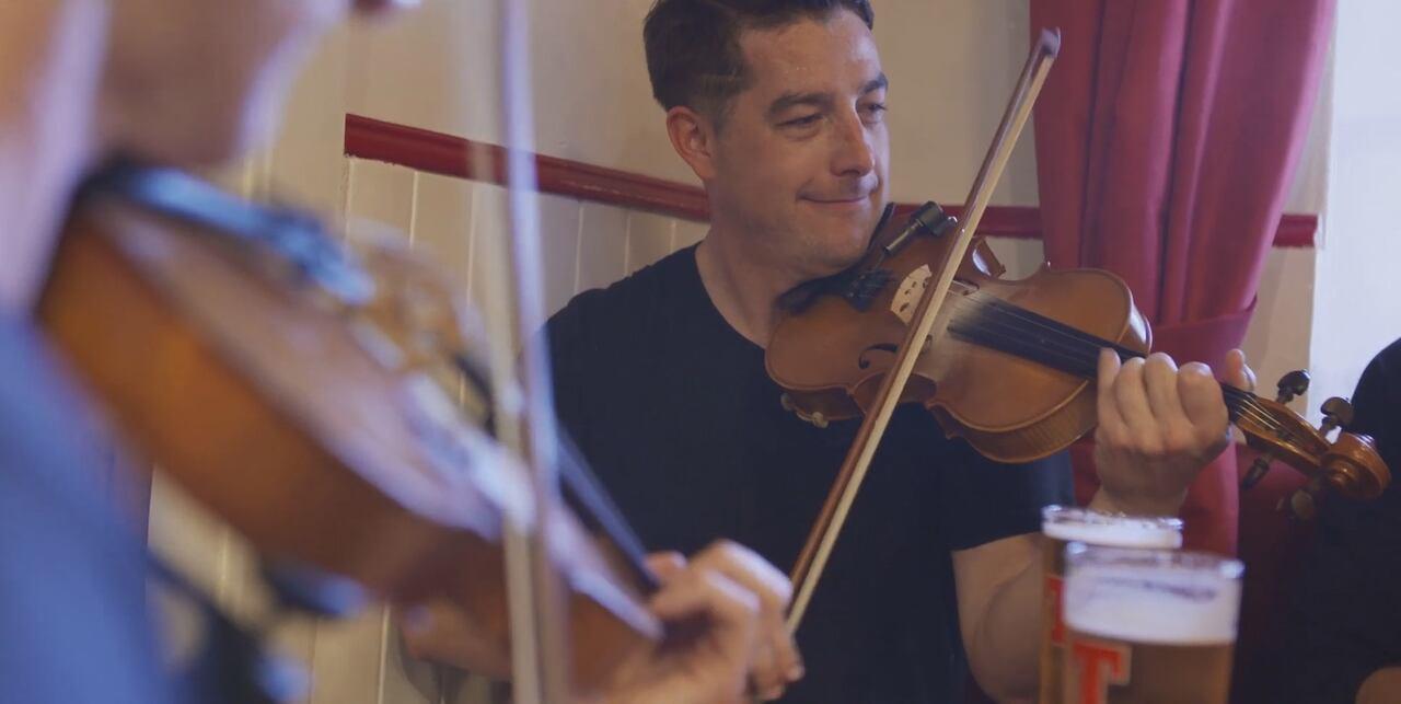 Documentary follows Cape Breton fiddler to Scotland | CBC News