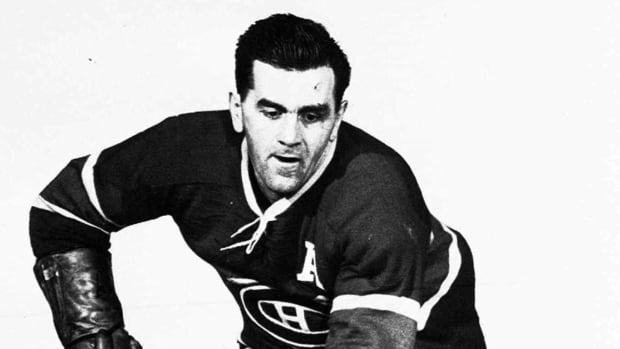 A Montreal hockey legend was born on this day in 1921   CBC Archives