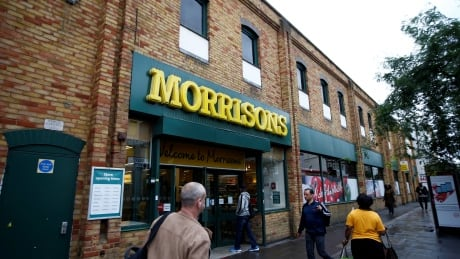 BRITAIN EARNS MORRISONS SUPERMARKETS