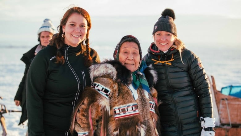 Inuit youth come together through lacrosse in The Grizzlies
