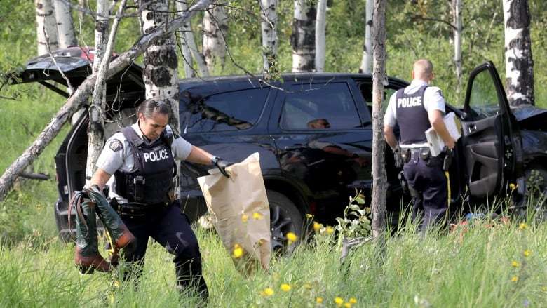 Man arrested in shooting of German tourist near Calgary released without charge