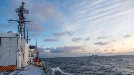 South Korea Fishing Ship Sinks