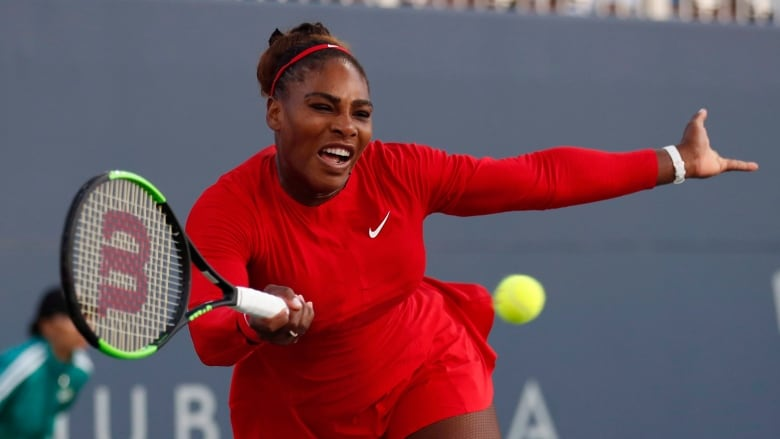 Serena Williams withdraws from Rogers Cup; replaced by Tatjana Maria