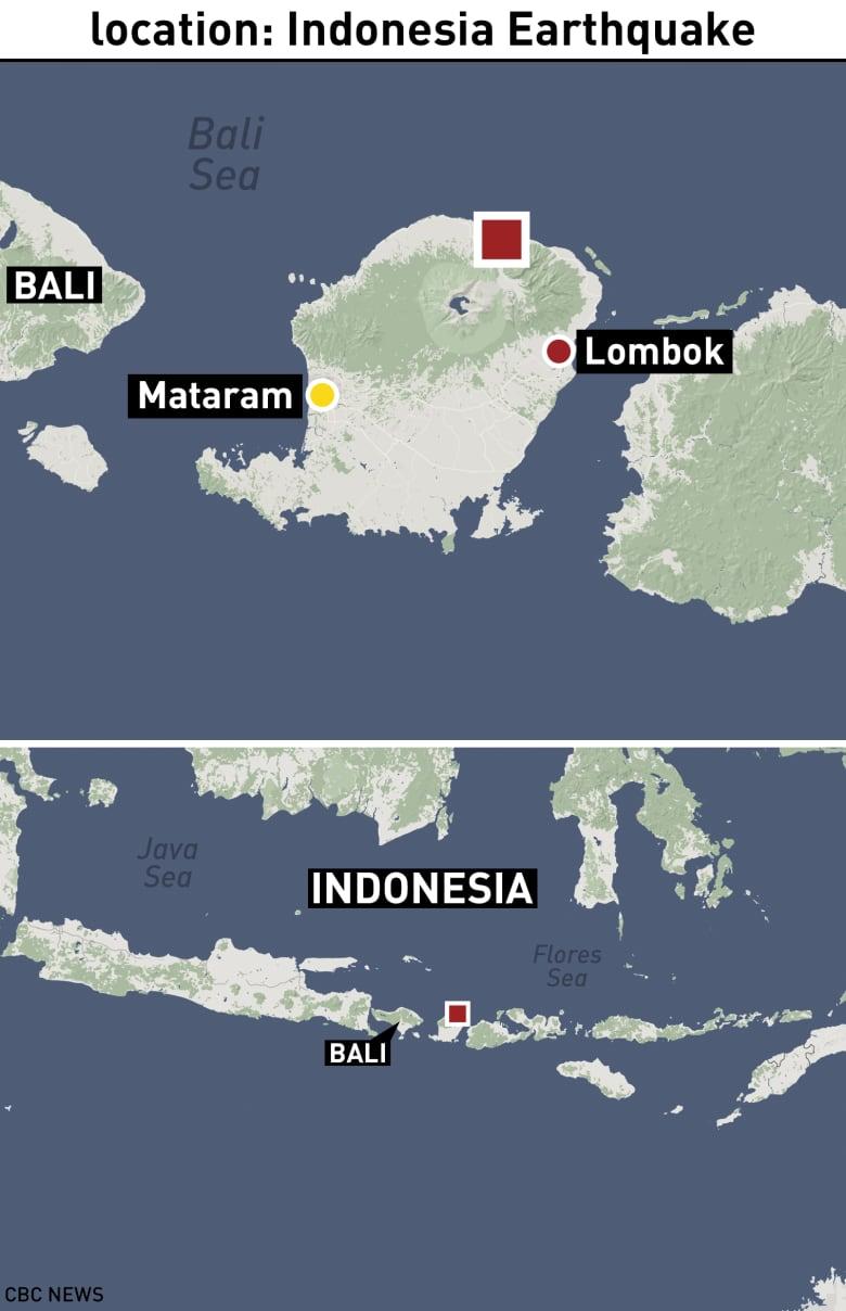 Tourists flee as powerful earthquake kills at least 98 on