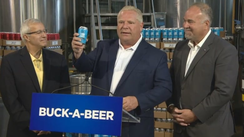 Image result for doug ford the beer store