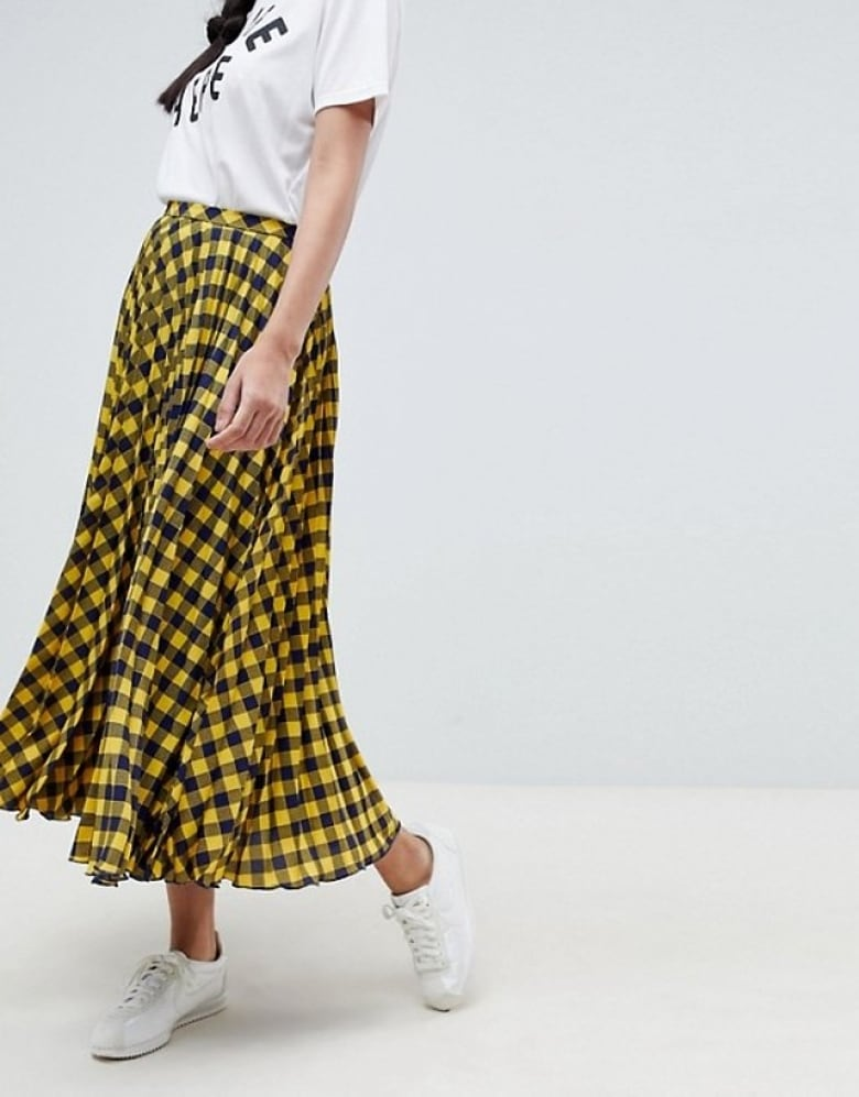 0ab4d8617d46 Menswear-inspired fabrics and plaid are trending again this fall