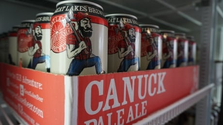 Canuck Pale Ale